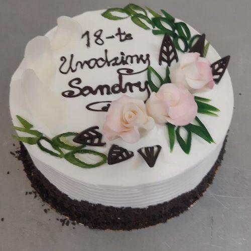 18 urodziny Sandry